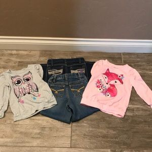 Other - Bundle 4t Girls Clothes